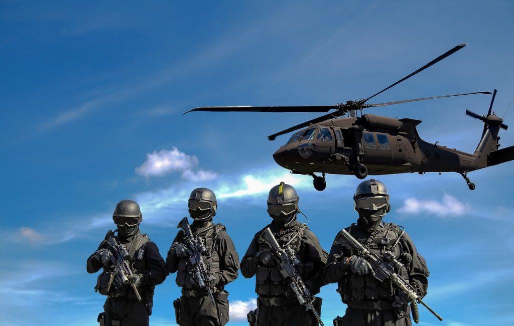 Die Digitalisierung des Krieges
